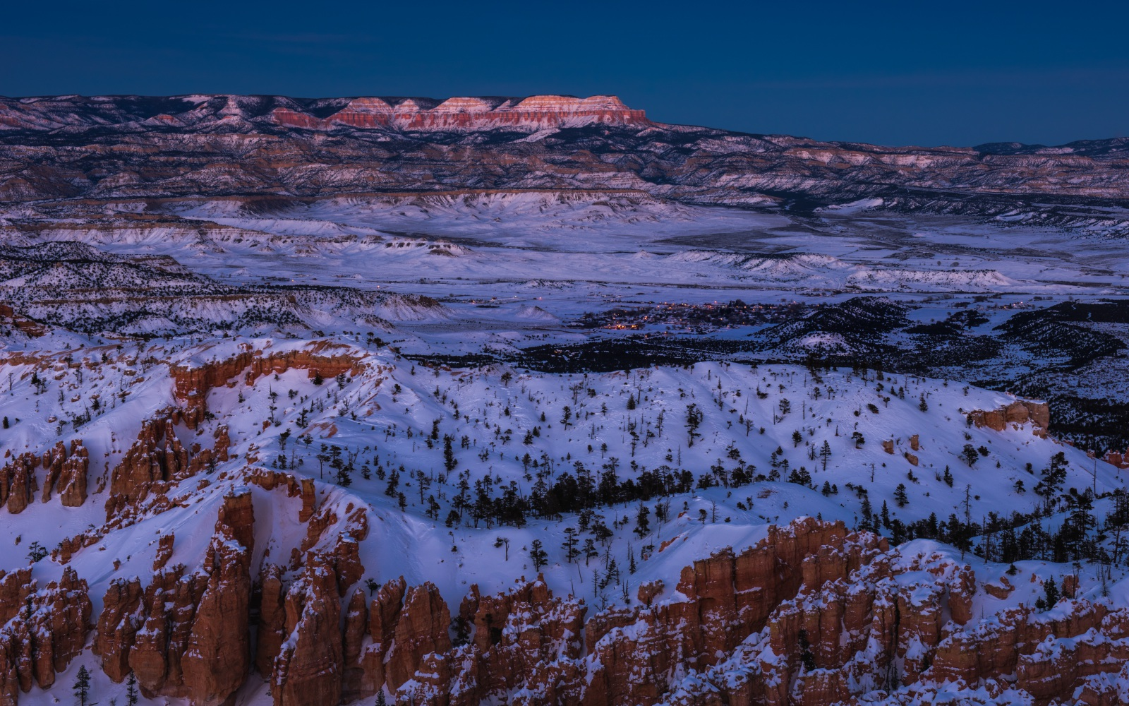 Evening of Bryce CanyonLAN_7479