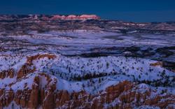 Evening of Bryce CanyonLAN_7479