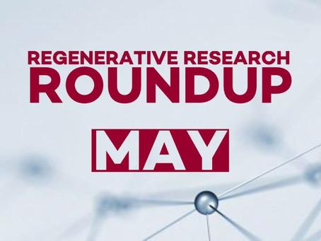 Regenerative Research Roundup - May 2021