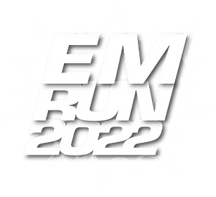 2022_EM RUN logo étoile blanc ombre fon
