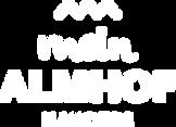 Logo mein Almhof vectoriel avec montagne