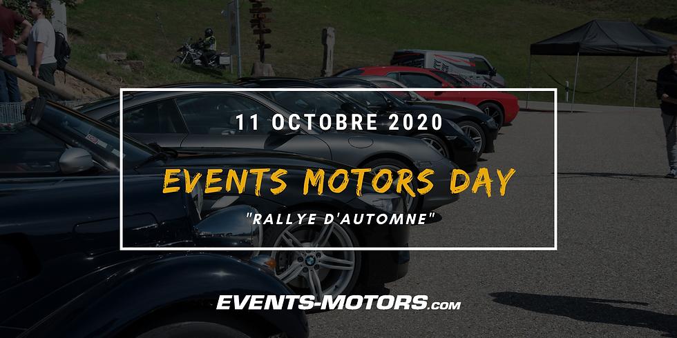 EM Day : Rallye d'Automne