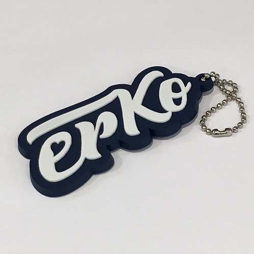 Love Erko key chain