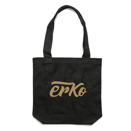Love Erko tote bag