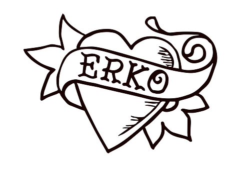 Love Erko kids' tee - 2013 edition
