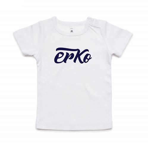 Love Erko baby tee