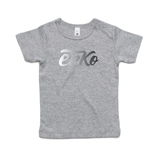 Love Erko grey baby tee