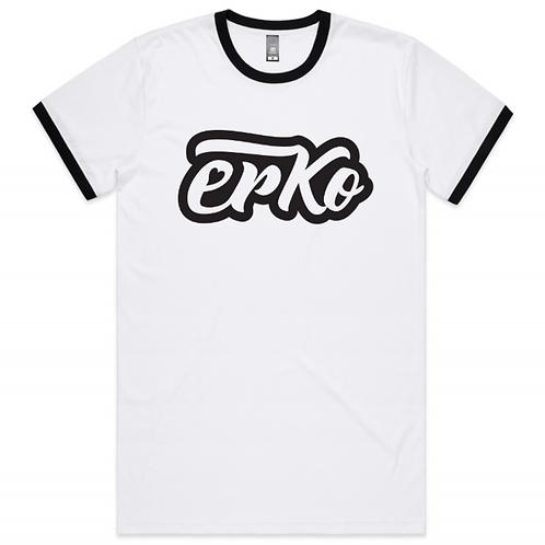 Love Erko women's ringer tee
