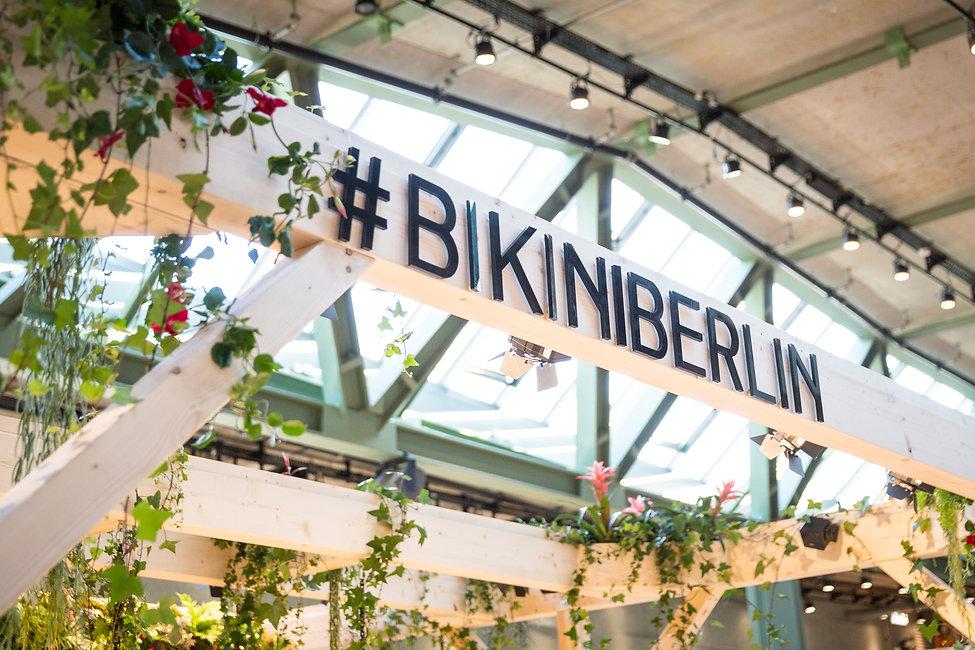 Bikini Berlin Installation