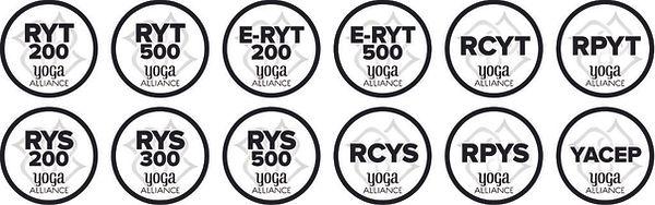 各RYTロゴマーク画像
