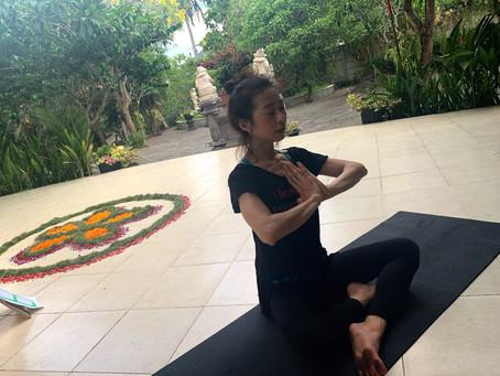 yoga(jόugǝ)でダイエット