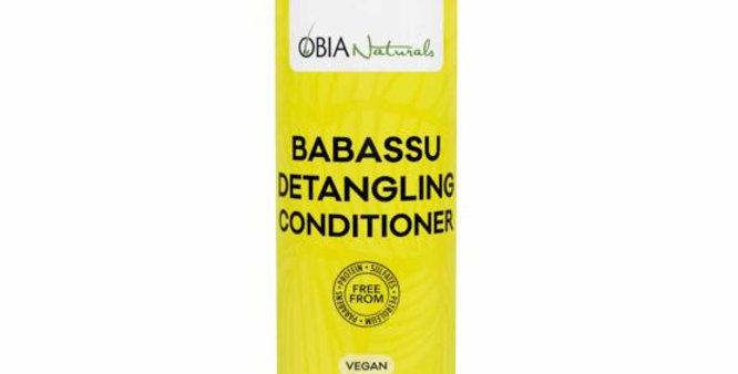 Babassu Detangling Conditioner