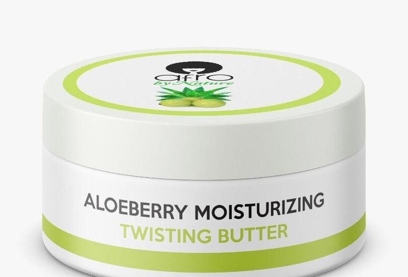 Aloeberry Moisturizing Twisting Butter