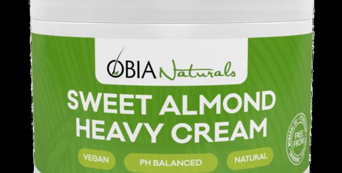 Sweet Almond Heavy Cream