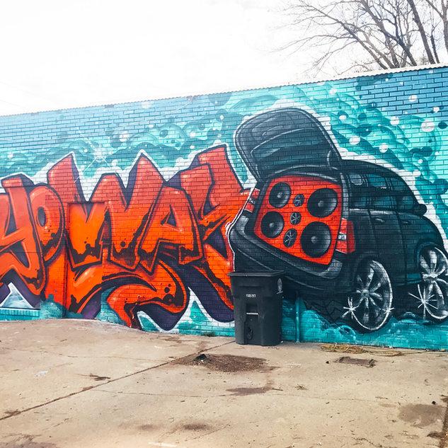 Wall 104
