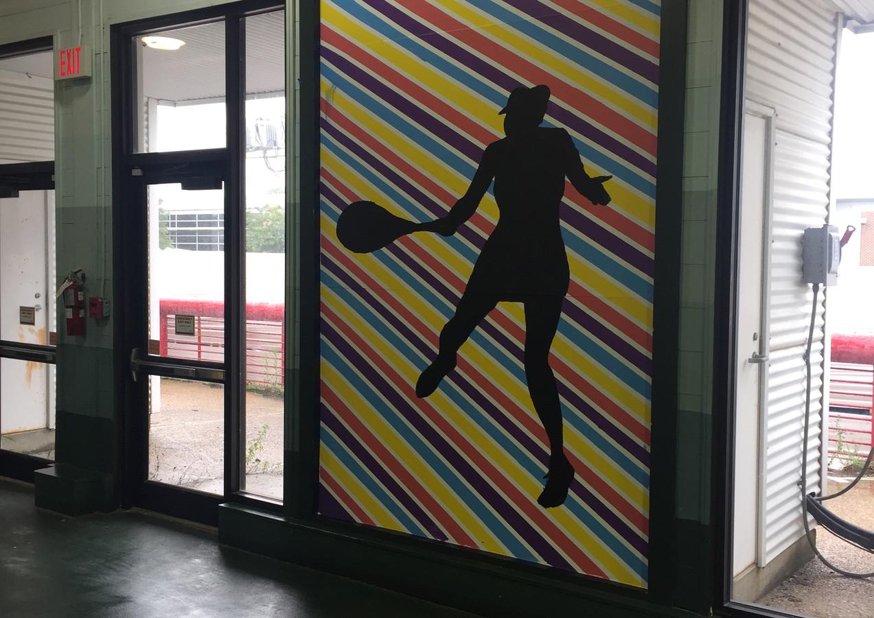 Wall #65 #LoveBR Youth Summer Murals