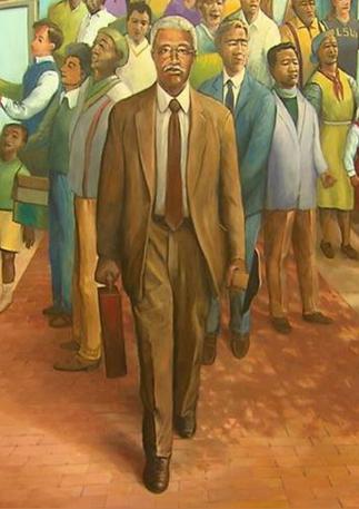 Tribute to Julian T. White