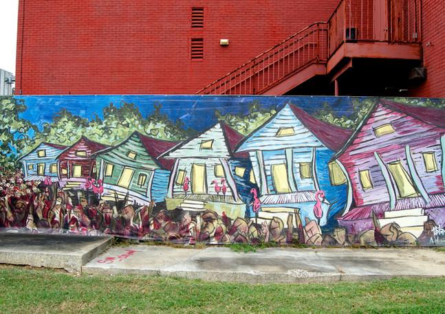 Wall #03 Parade