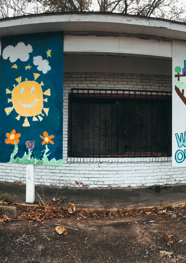 Wall #113 MLK Festival of Service 2019: Mural #13
