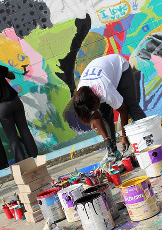 Wall #53 MLK Day Festival of Service
