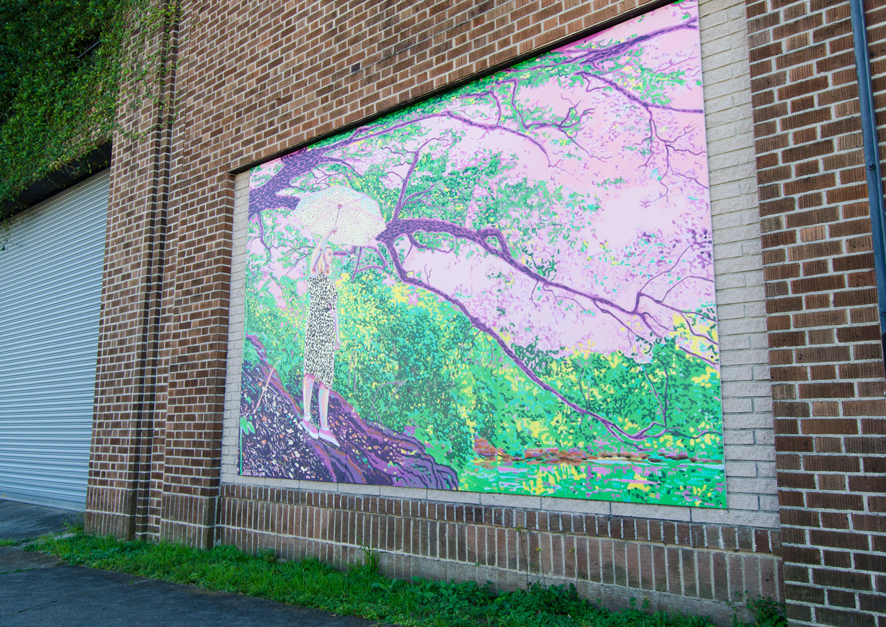 Wall #29 CACRC Landscape Installation