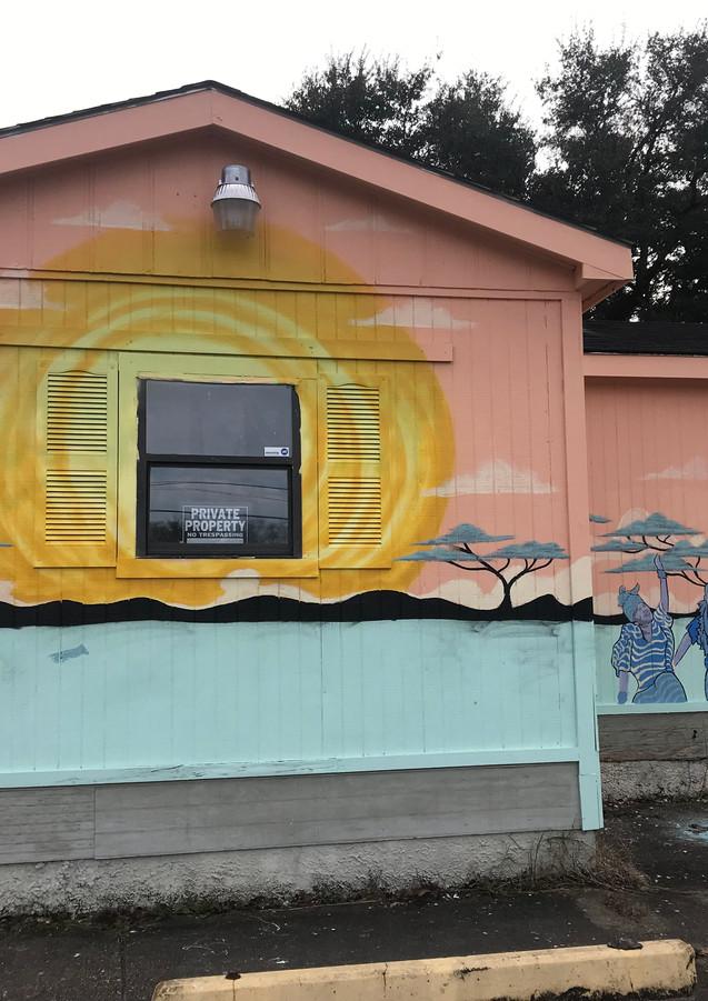 Wall #111 MLK Festival of Service 2019: Mural #11