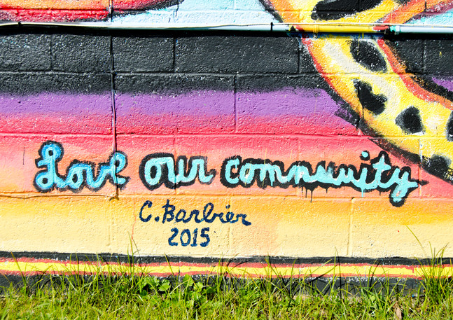 Wall #24 Love Our Community Summer Youth Employment Program