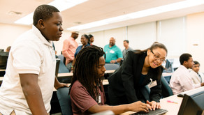 LOSFA Supports Futures Fund Tech Academy Gear Up Trainees