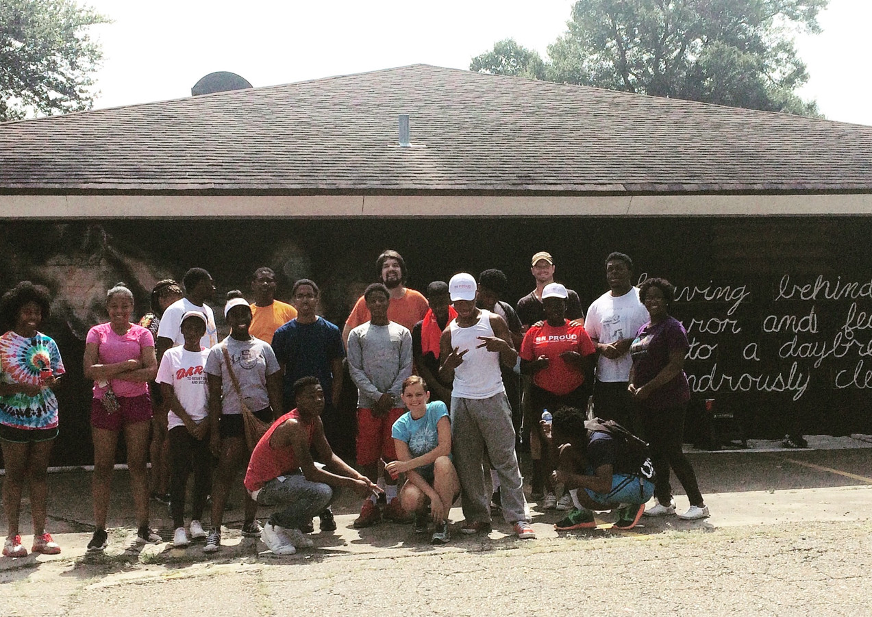 Wall #27 Love Our Community Summer Youth Employment Program