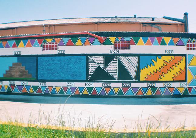 Wall #70 MLK Festival of Service 2018: Mural #4