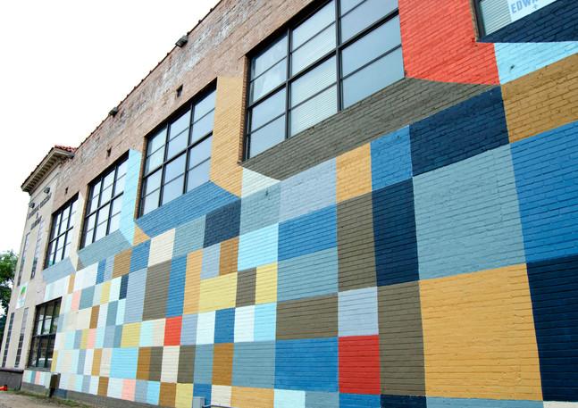 Wall #1 Cinq Ombres