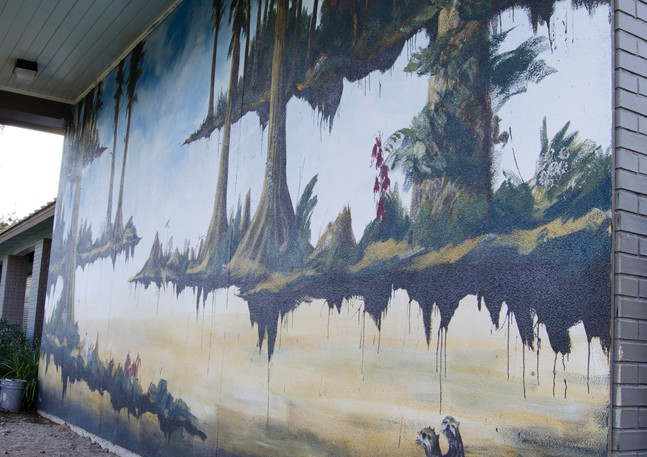 Wall #14 Floating Swamp