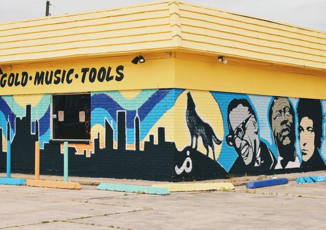 Wall #61 #LoveBR Youth Summer Murals