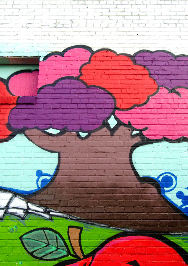 """Wall #30 """"Imagination is More Important Than Knowledge"""" inspired by Albert Einstein"""