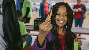 Baton Roots receives US Conference of Mayors Childhood Obesity Grant