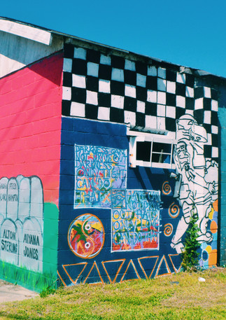 Wall #74 MLK Festival of Service 2018: Mural #8