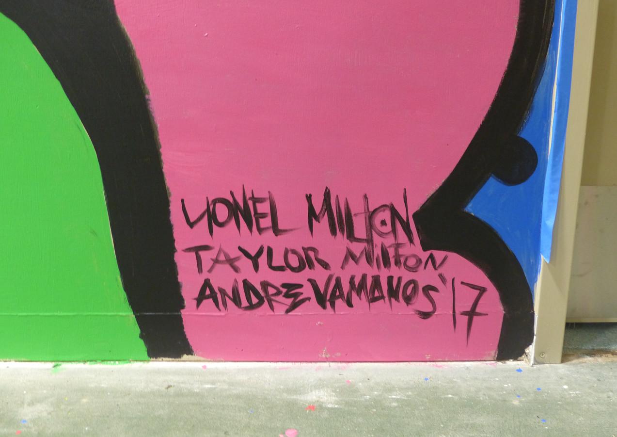 Wall #62 #LoveBR Youth Summer Murals