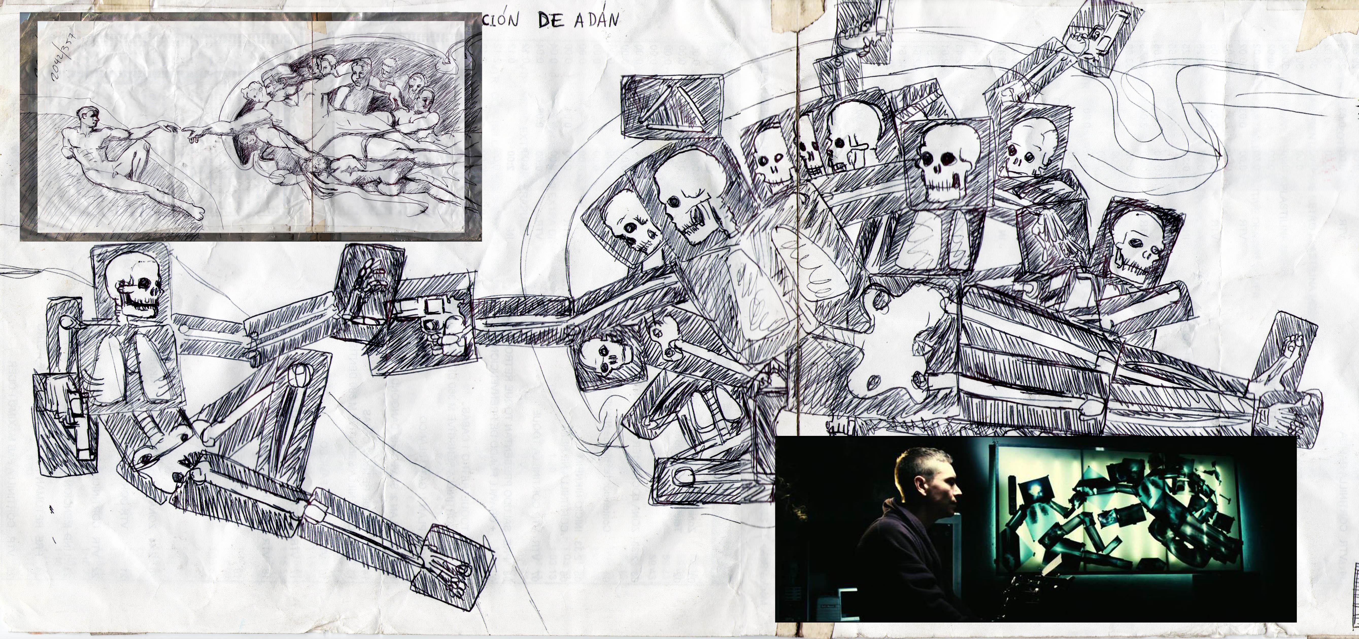 Destruction of Adam