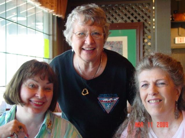 Julia, Karen, Jackie