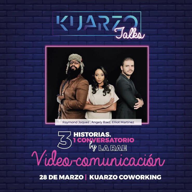 3 Historias & 1 Conversatorio By La RAE