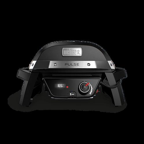 Weber elektro Grill Pulse 1000 mit Rollwagen