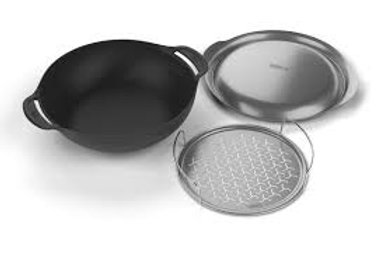 Wok-Set Gourmet BBQ System
