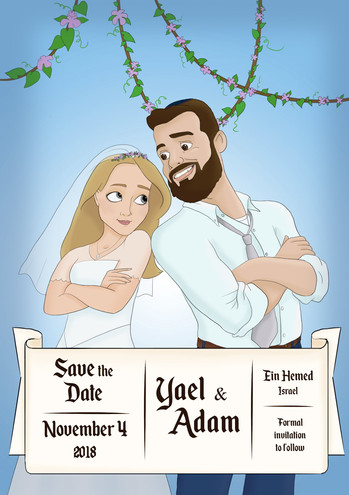 Disney Save the Date