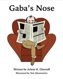 Gaba's Nose children's book