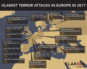 Europe Terror - Clarion