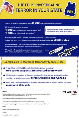 US Terror - Clarion