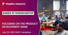 Playtika meetup graphic
