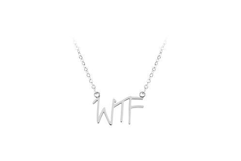 WTF Necklace