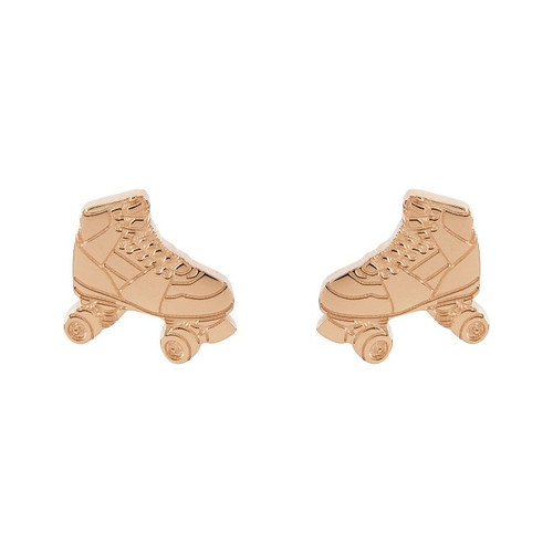 Roller Boot Stud Earrings |  ESA EVANS