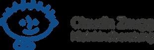 Logo mit Text (Schrift-Helvetica Light)